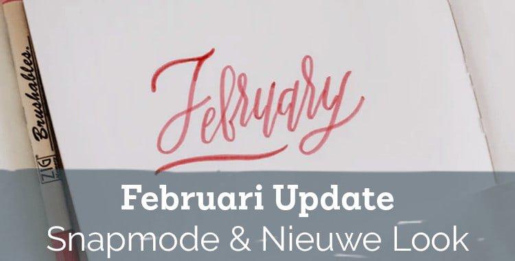 Februari Updates