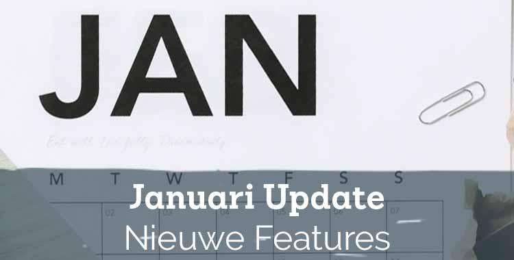 Januari Update