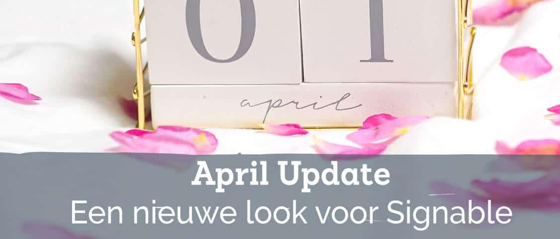 Product Updates voor april 2021